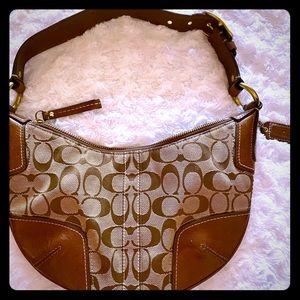 Coach purse (used)
